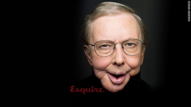 "Roger Ebert: ""Esquire"" Magazine Cover"