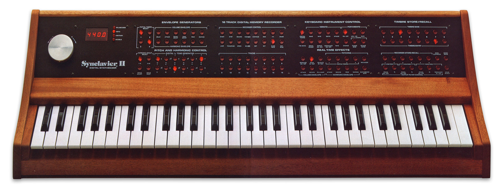 """The Incredible Sounds of Synclavier II,"" and other hits"