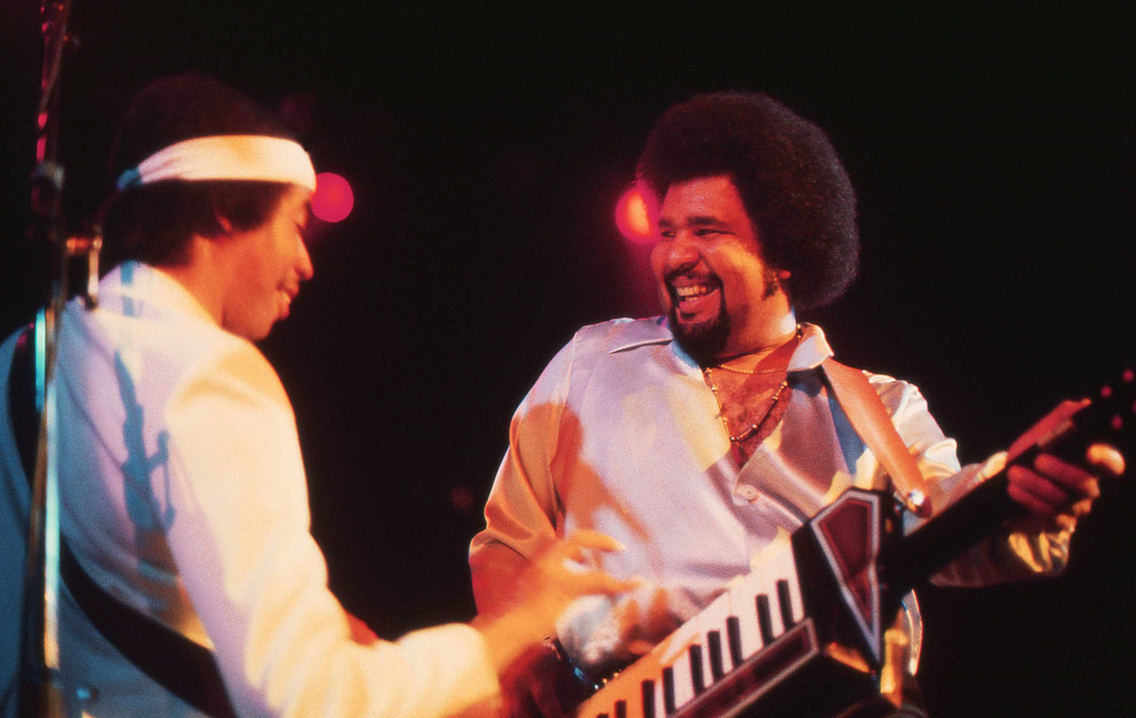 No Rhyme, No Reason: Farewell, George Duke