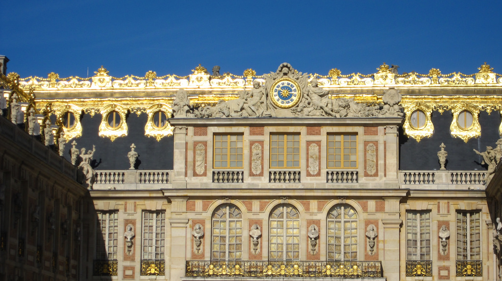 Versailles and Les Puces