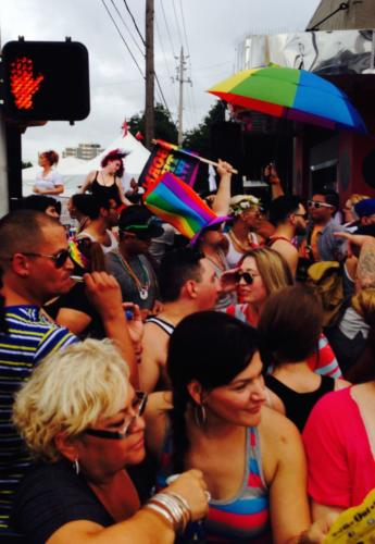 Houston Pride Parade 2014