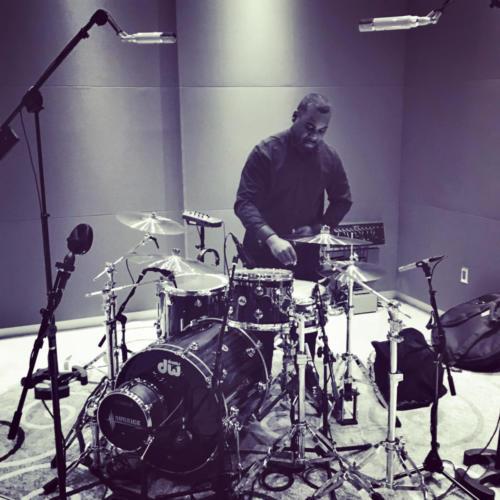 Mark Simmons at Beltway Studios