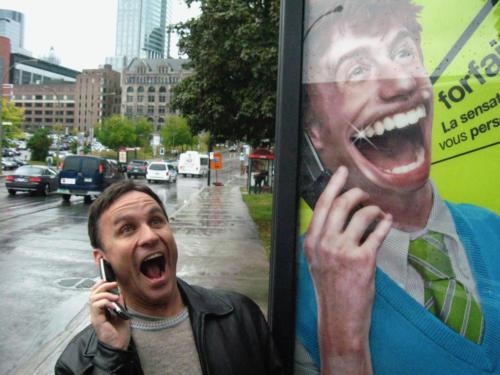 Ken poster cloning in Montreal